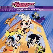 The Powerpuff Girls: Mojo Jojo's Pet Project