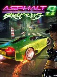Asphalt 3: Street Rules