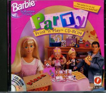 Party Print 'N Play