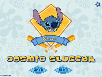 Stitch: Cosmic Slugger