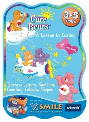 Care Bears: A Lesson in Caring
