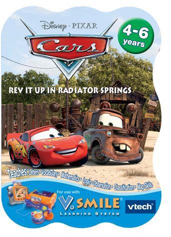 Disney/Pixar Cars: Rev It up in Radiator Springs