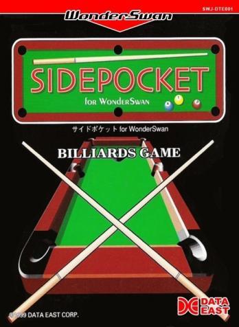 Side Pocket for WonderSwan