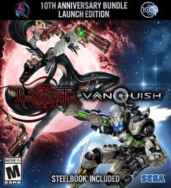 Bayonetta/Vanquish 10th Anniversary Bundle