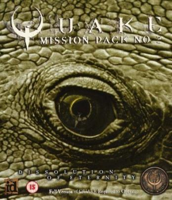 Quake Mission Pack No 2: Dissolution of Eternity
