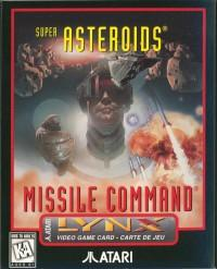 Super Asteroids & Missile Command