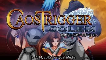 Caos Trigger: Golem
