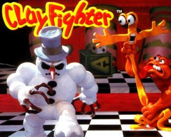 ClayFighter game