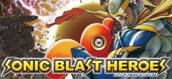Sonic Blast Heroes