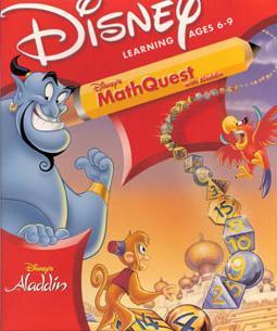 Disney's Math Quest with Aladdin