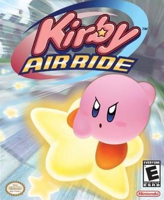 Kirby Air Ride game