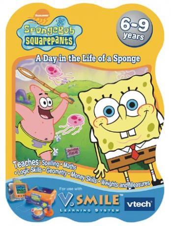 SpongeBob SquarePants: A Day in The Life of a Sponge