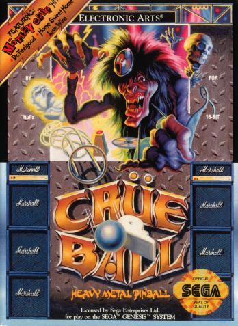 Crüe Ball game