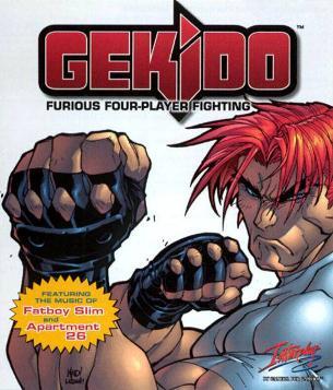 Gekido game