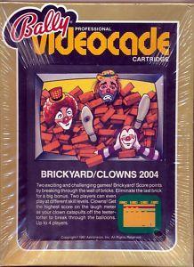 Brickyard/Clowns