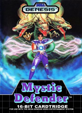 Mystic Defender
