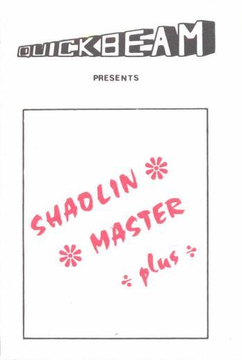 Shaolin Master Plus