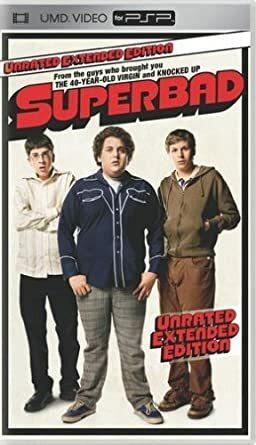 UMD Video Movie: Superbad