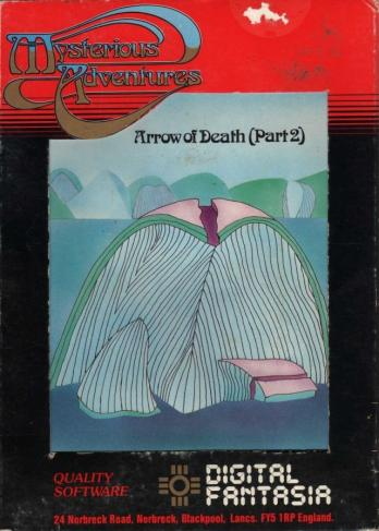 Arrow of Death Part II