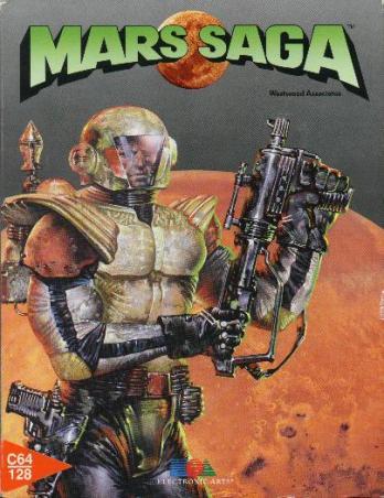 Mars Saga