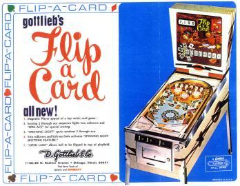 Flip A Card