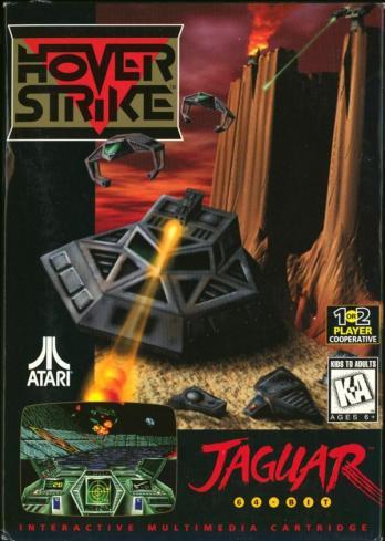 Hover Strike: Unconquered Lands