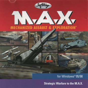 M.A.X.: Mechanized Assault and Exploration