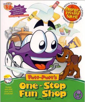 Putt-Putt's One-Stop Fun Shop