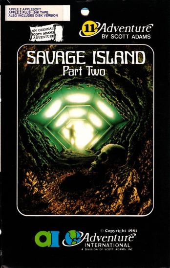 Savage Island Part Two