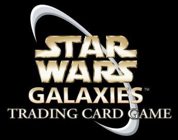 Star Wars Galaxies: Trading Card Game