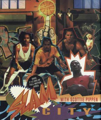 Slam City with Scottie Pippen