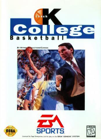 Coach K College Basketball