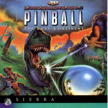 3-D Ultra Pinball: The Lost Continent game
