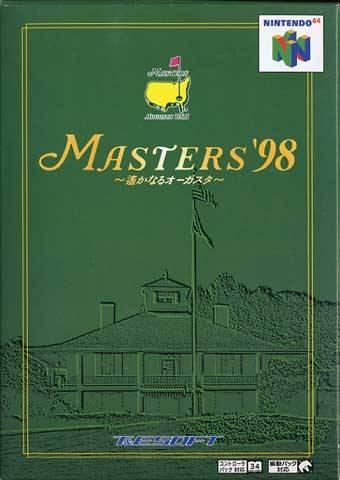 Masters '98: Haruka Naru Augusta