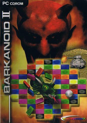 Barkanoid 2