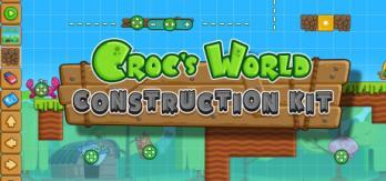 Croc's World Construction Kit