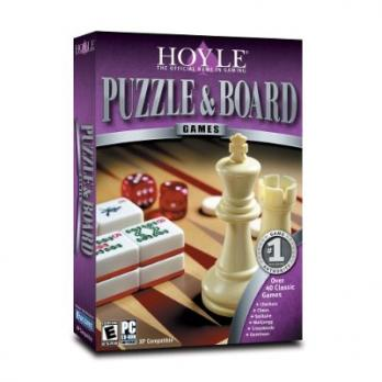 Hoyle Puzzle & Board Games 2005