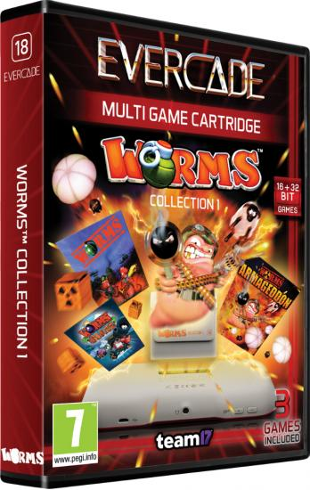 Worms Collection 1