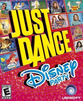 Just Dance Disney Party