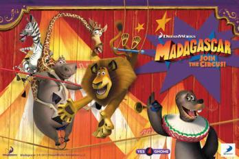 Madagascar: Join The Circus!
