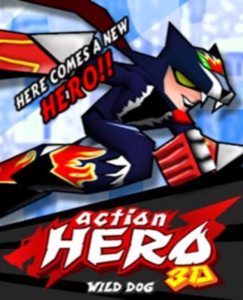 Action Hero 3D: Wild Dog