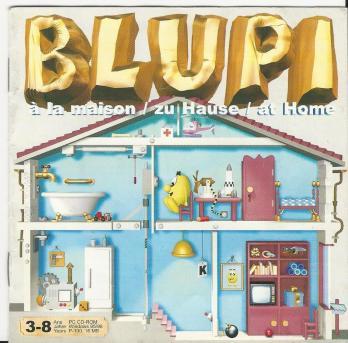 Blupi at Home