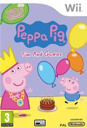 Peppa Pig: Fun And Games