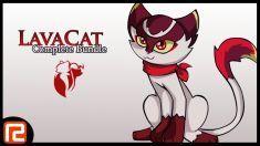 LavaCat Minigame Trilogy