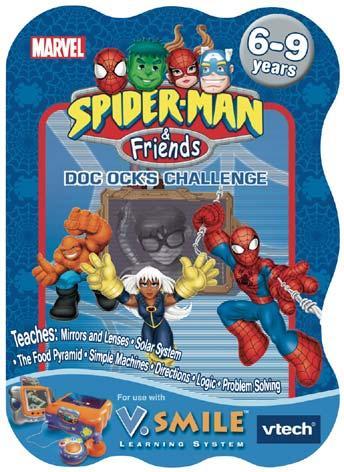 Spider-Man & Friends: Doc Ock's Challenge