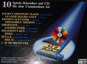 1st CD-Edition