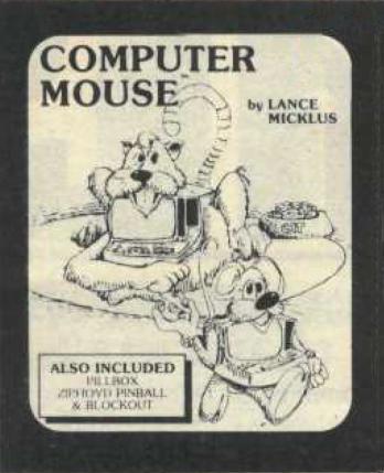 Color Computer Games #1