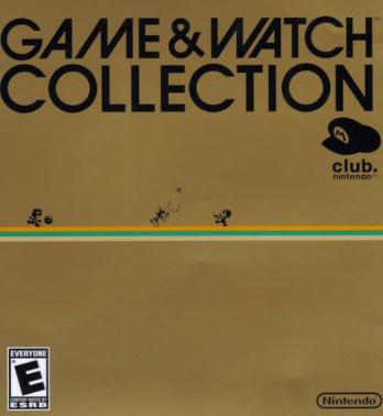 Game & Watch Collection game