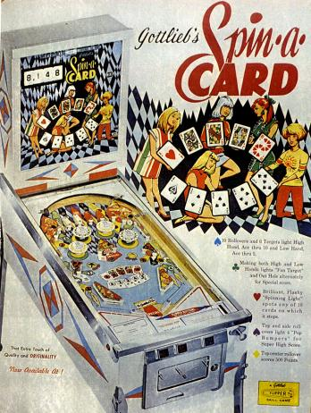 Spin A Card