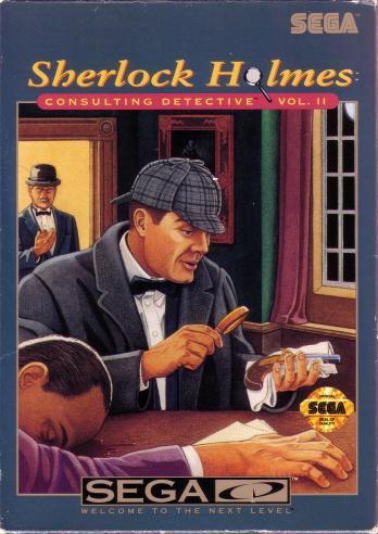 Sherlock Holmes Consulting Detective: Volume II